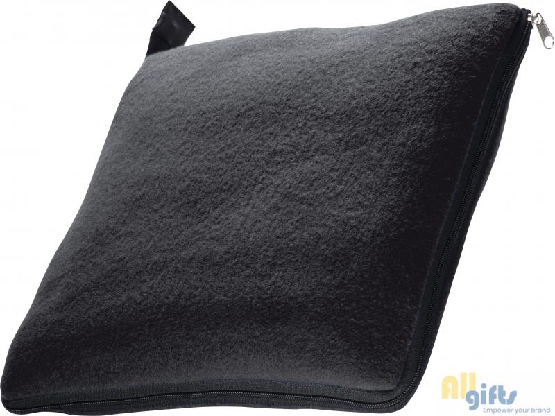 In fleece deken kussen radcliff onbedrukte en bedrukt
