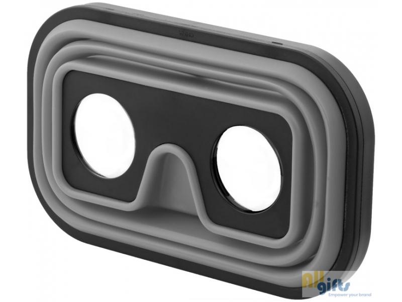 0c13b75fa298f7 Opvouwbare siliconen VR bril - onbedrukte en bedrukt relatiegeschenken