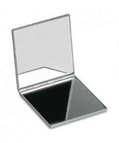 Make up en zakspiegels bedrukken maak indruk met uw opdruk for Miroir de poche mirrorbook air