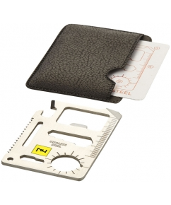 Saki 15 in 1 tool card bedrukken