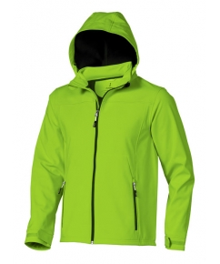 Langley heren softshell jack bedrukken