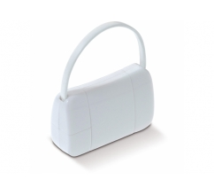 USB connector Lady Bag bedrukken