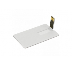 USB Stick 2.0 Card 8GB bedrukken