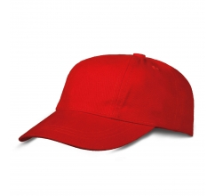 Brushed Turned Top Kids Cap bedrukken