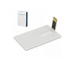 USB Stick 2.0 Card 16GB bedrukken