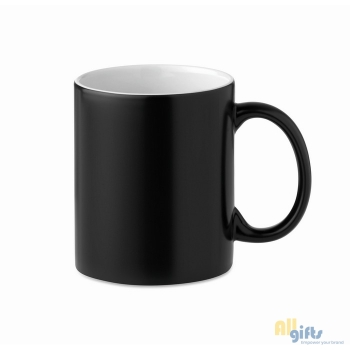 Afbeelding van relatiegeschenk:Sublimation color changing mug