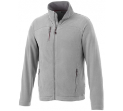 Pitch micro fleece jas bedrukken